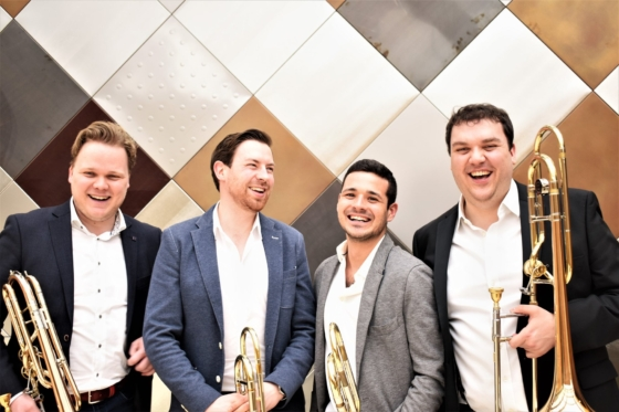 Bruckner Quartet -Beethoven, Schubert, Bruckner e.a.
