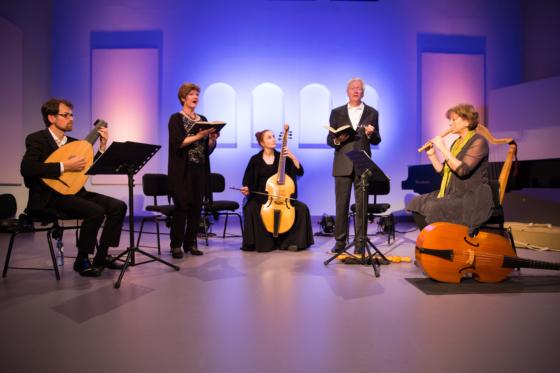 The Orpheus of Amsterdam – Camerata Trajectina