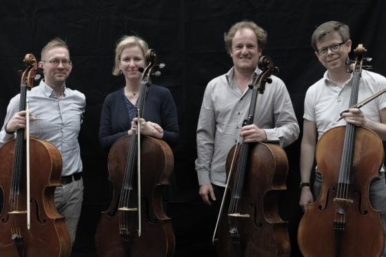 Münchener Cello Quartett – Monteverdi, Ravel, Wagner