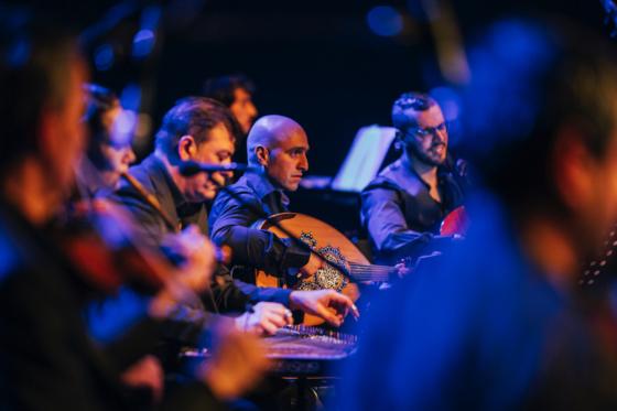 Amsterdams Andalusisch Orkest & Baider al Basri
